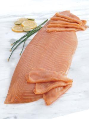 Whole Smoked Salmon