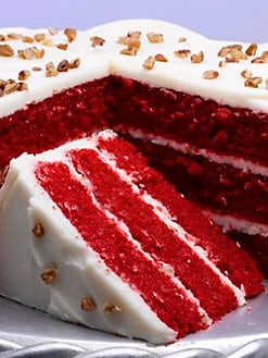 Very Vera - Red Velvet Layer Cake