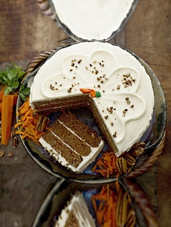 Very Vera - Carrot Layer Cake