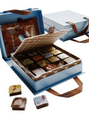 Vanity Purse Chocolates