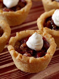 The Perfect Bite Co. - Cranberry Walnut Tartlets