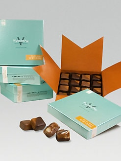 V Chocolates - Chocolate Caramels