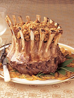 Allen Brothers - Stuffed Lamb Crown Roast