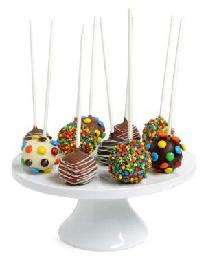 Celebration Belgian Chocolate-Dipped Cake Pops
