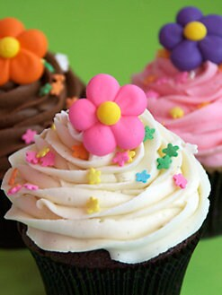 SAS Cupcakes - Blooms Collection Cupcakes