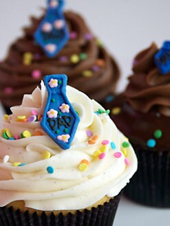 SAS Cupcakes - Father's Day Collection Cupcakes