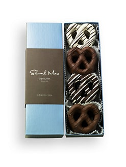 Edward Marc - Gourmet Chocolate Pretzels