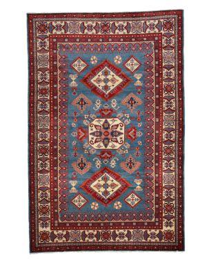 Kazak Wool Oriental Rug