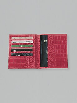 Graphic Image - Passport Wallet