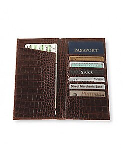 Graphic Image - Ticket/Passport Wallet