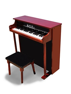 Schoenhut Piano - Kid's Deluxe Spinet Piano & Bench