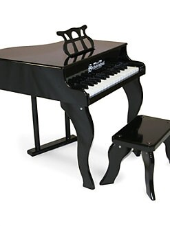 Schoenhut Piano - Fancy Baby Grand Piano/Black