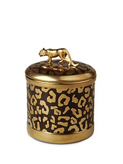 L'Objet - Leopard Candle