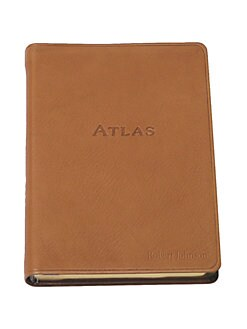 Graphic Image - Personalized Leather Atlas