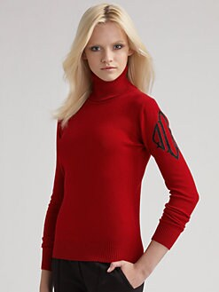 Queen of Cashmere - Personalized Cashmere Turtleneck