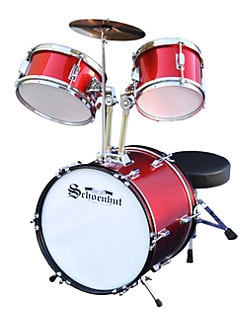 Schoenhut Piano - Junior Drum Set