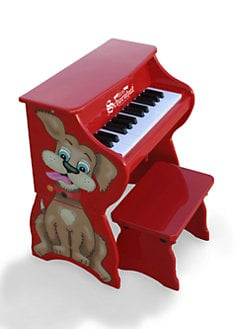 Schoenhut Piano - Piano Pals/Dog