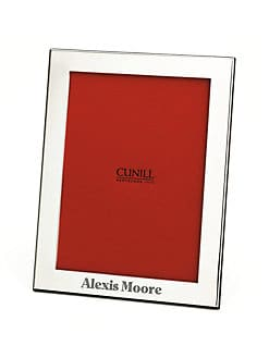 Cunill - Personalized Silver Frame