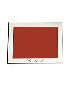 Cunill - Personalized Silver Frame/Horizontal