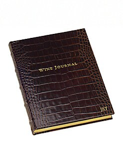 Graphic Image - Personalized Wine Journal