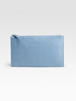Graphic Image - Flat Leather Case