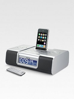 iHome - Clock Radio/Audio System for iPhone? & iPod?