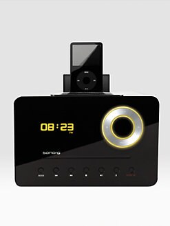 Sonoro - Eklipse iPod Clock Radio