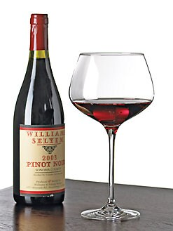 Wine Enthusiast - Fusion Infinity Pinot Noir Glasses, Set of 4