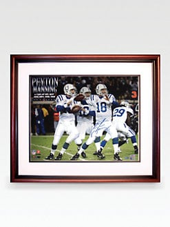 Steiner Sports - Peyton Manning Autographed Collage