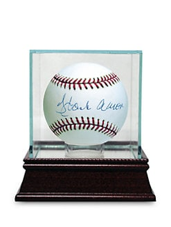 Steiner Sports - Hank Aaron Autographed Baseball