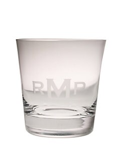 Rolf Glass - Personalized Double Old Fashioned Glass
