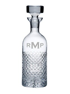 Rolf Glass - Personalized Whiskey Decanter