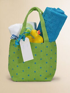 American Terry Co. - Baby Gift Tote