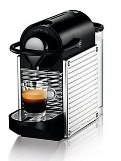 Nespresso - Pixie Chrome Espresso Maker