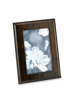 Graphic Image - Leather-Wrapped Photo Frame