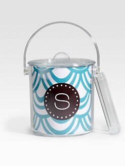 Dabney Lee Stationery - Personalized Ice Bucket/Sea Shells