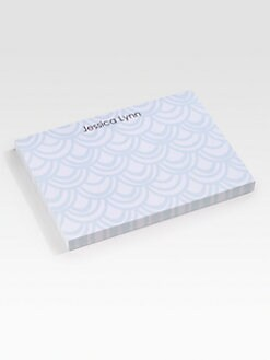 Dabney Lee Stationery - Personalized Note Pad