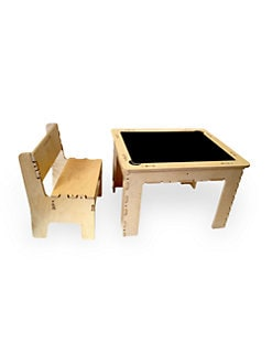 Anatex - Flip-Top Art Table and Bench