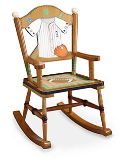 Teamson - Little Sports Fan Rocking Chair