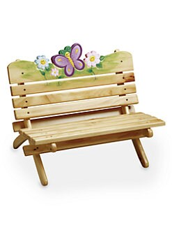 Teamson - Magic Garden Outdoor Bench