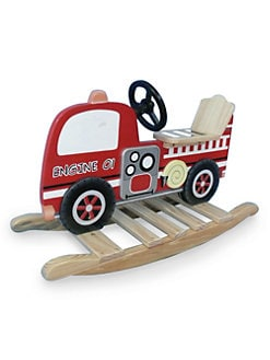 Teamson - Rocking Fire Engine