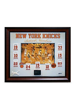 Steiner Sports - New York Knicks Retired Numbers Collage