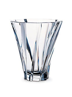Baccarat - Objectif Crystal Vase