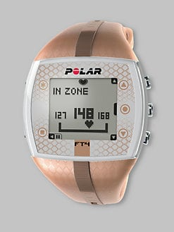 Polar - FT4 Women's Heart Rate Monitor Watch