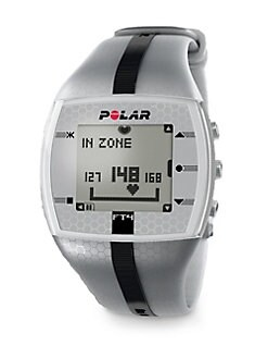 Polar - FT4 Men's Heart Rate Monitor Watch