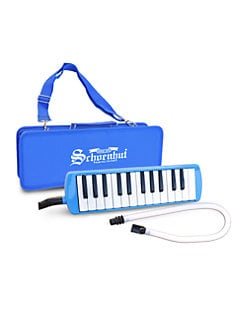 Schoenhut Piano - 25-Key Melodica/Blue