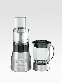Cuisinart - SmartPower Deluxe Duet Blender/Food Processor