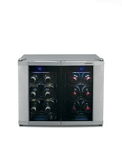 Cuisinart - Dual-Zone Wine Cellar