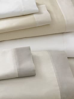 SFERRA - Mackenzie Fitted Sheet