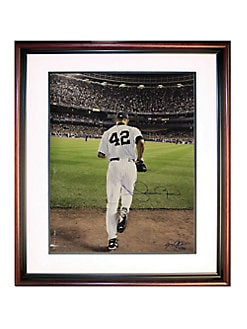 Steiner Sports - Mariano Rivera 16 X 20 Framed Photograph